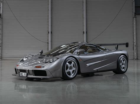 """Auction Watch: 1994 McLaren F1 """"LM-Spec"""" - Will It Be The"""
