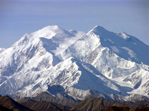 The High One: my attempt on Denali – Mark Horrell
