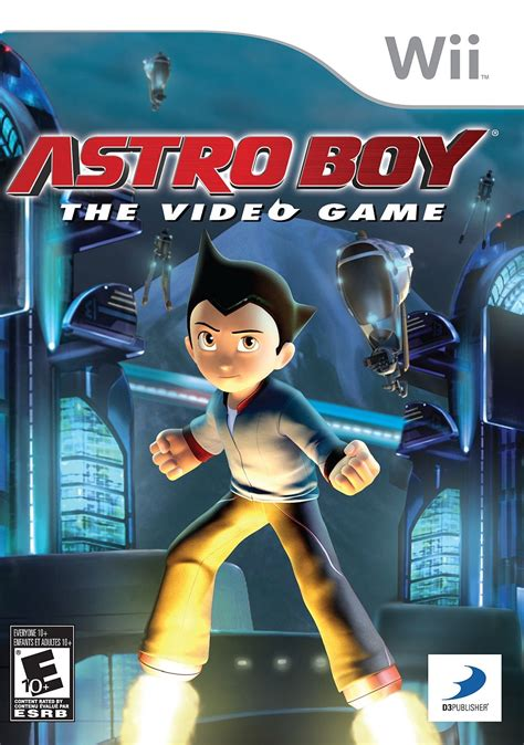 Astro Boy: The Video Game Review - IGN