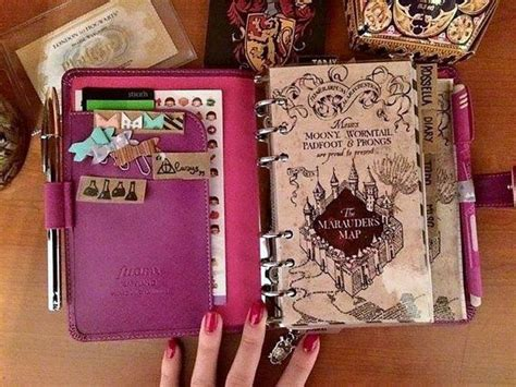 Filofax planner dividers HARRY POTTER-personal by