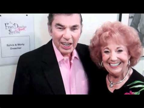 Sylvia & Morty Drescher wish Fran all the best! - YouTube