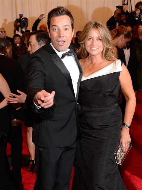 """Who's Jimmy Fallon from """"Last Night Show""""? Wiki: Wife"""
