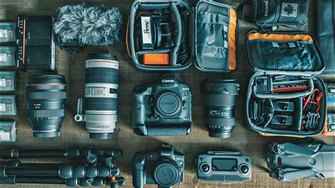 What's in Peter McKinnon's Camera Bag? (2019 Edition
