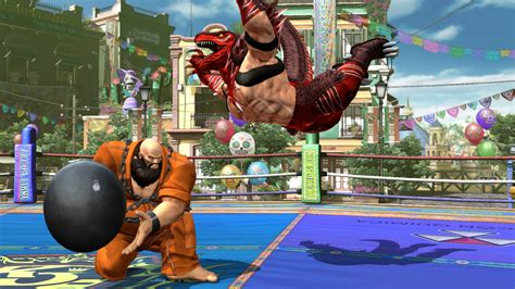 The King of Fighters 14 - four more fighters and two new