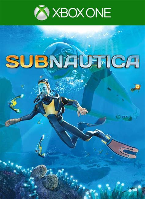 Subnautica Swims Onto Xbox One's Game Preview Program
