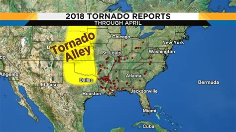 Twice as many tornadoes on First Coast as in Oklahoma