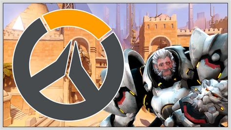 BLINDT RASERI - Norsk Overwatch Gameplay Lets Play - YouTube