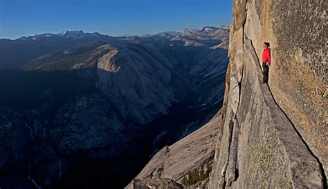 Here's a Little Snippet of Video from Alex Honnold's