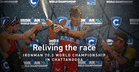 Reliving the race | Ironman 70